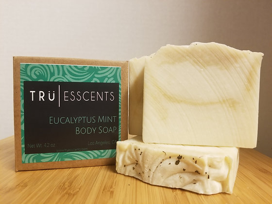Eucalyptus Mint Body Soap