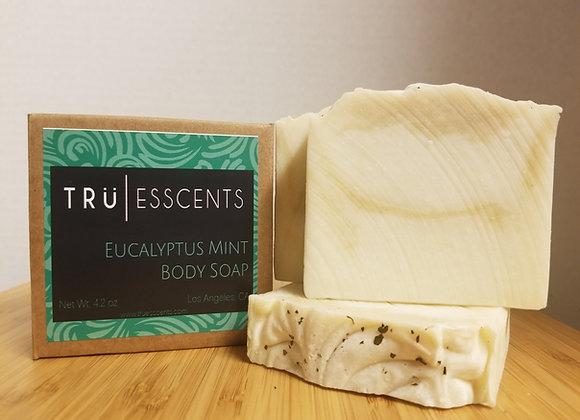Eucalyptus Mint Body Soap