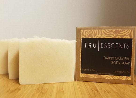 Simply Oatmeal Body Soap