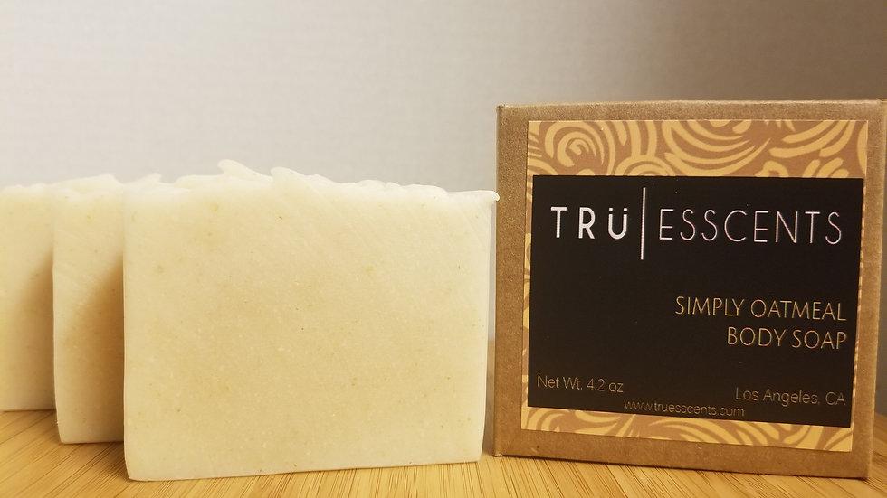 Simply Oatmeal Soap