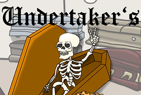 Undertake's Game Logo