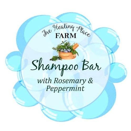 SHAMPOO SOAP BAR, WASH YOUR HAIR!
