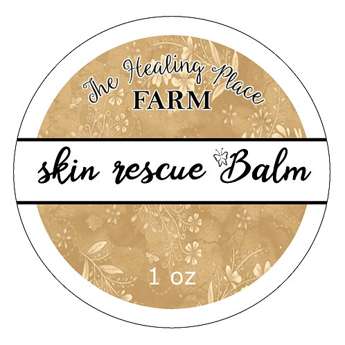 Skin Rescue Balm