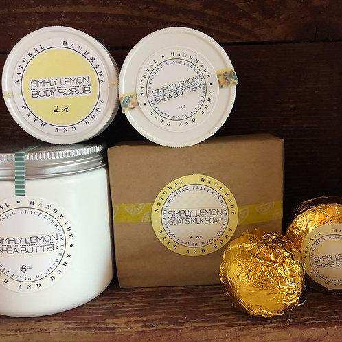 Simply Lemon ~ Product Variety