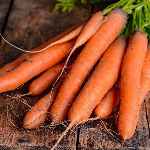 Fresh Garden Carrot ~ Goat's Milk Soap