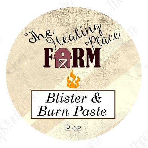 Blister and Burn Paste 1oz