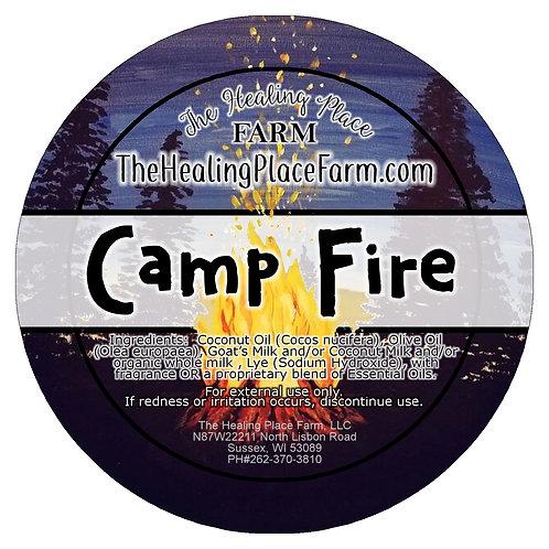 Camp Fire ~ Goat's Milk Soap