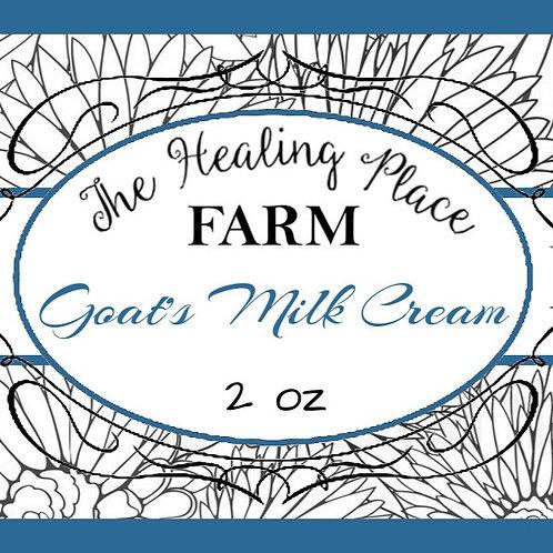 Goat's Milk Cream ~ Heavenly Lotion ~ 4oz