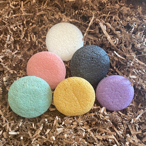 Infused Konjac Sponge