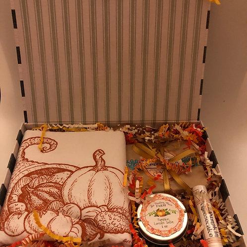 COMING HOME BOX~PUMPKIN
