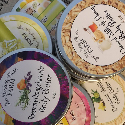 Body Butter ~ 2oz