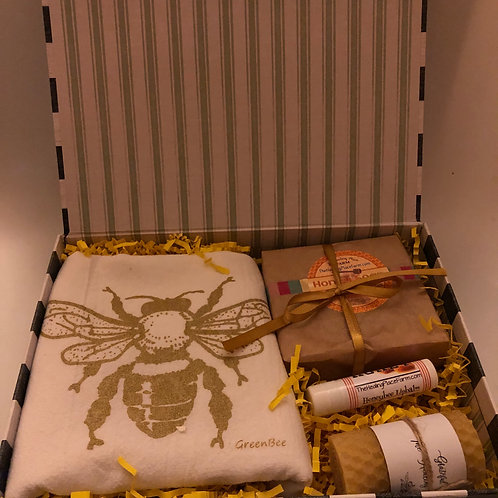 COMING HOME BOX~GOLD BEE
