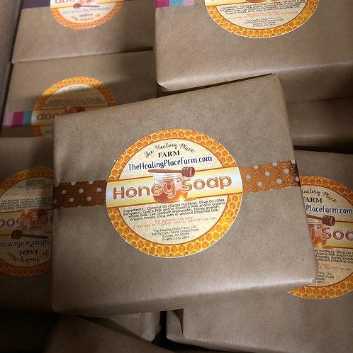 Honey Goat's Milk Soap