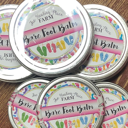 Bare Foot Butter ~ Love your Feet