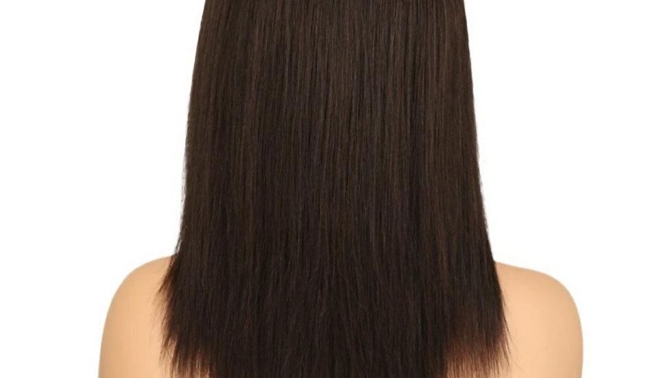 Kim Straight Wig #2