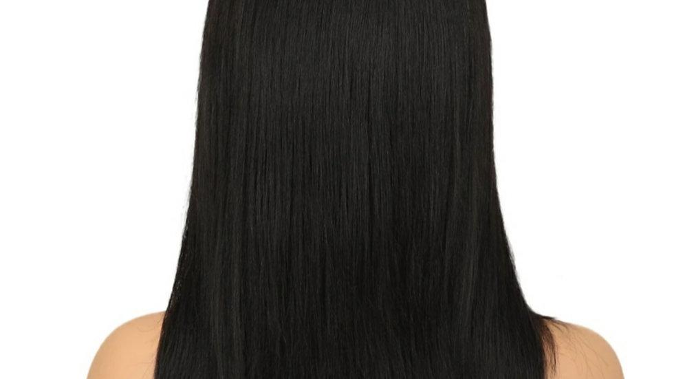 Kim Straight Wig #1B
