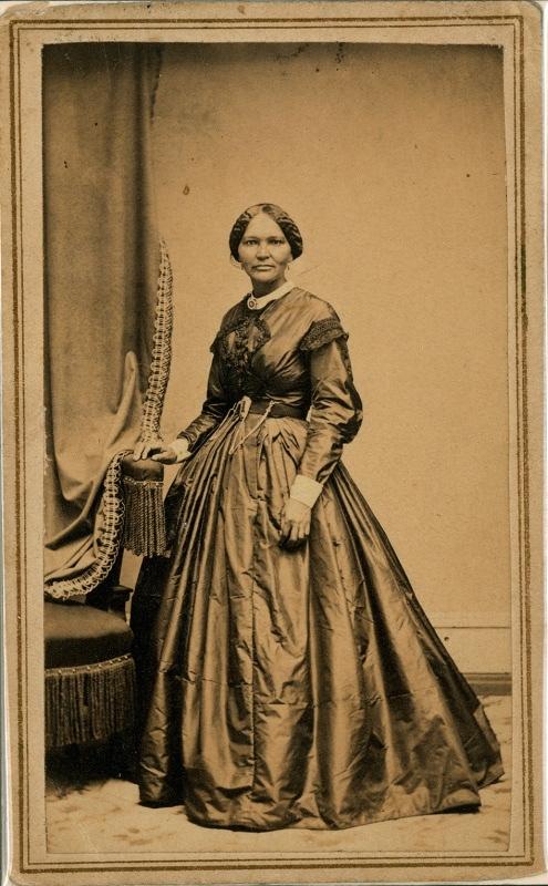 Elizabeth keckley portrait
