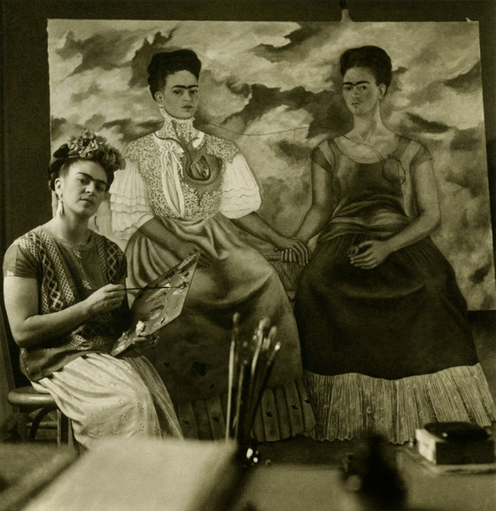 Women's History Wednesday: Spotlight- Frida Kahlo