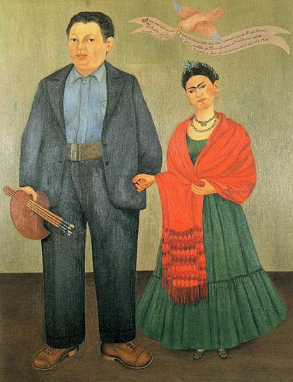 Frida & Kahlo Rivera