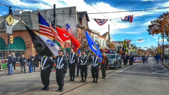 Saving Hallowed Ground at 58th Veterans Parade in Media, Pa