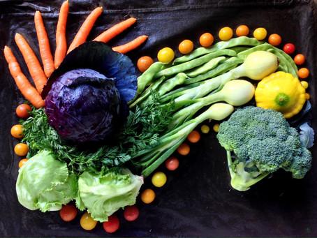 Veggie Box #8, 2020