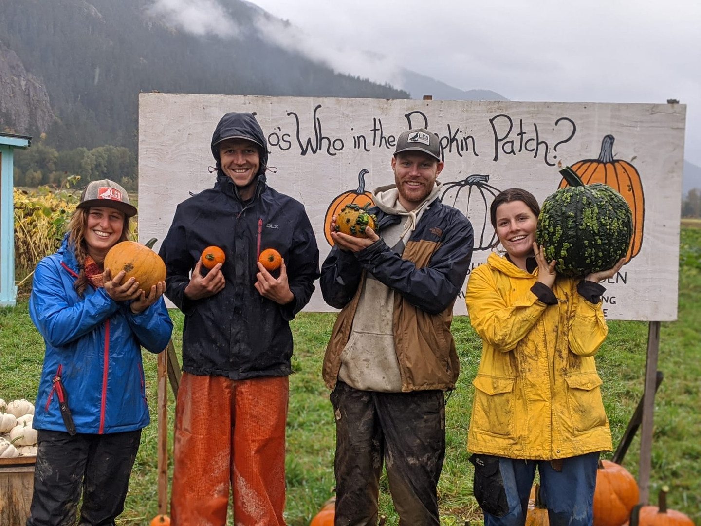 Grand Majestic Pumpkin Patch of Pemberton 2020