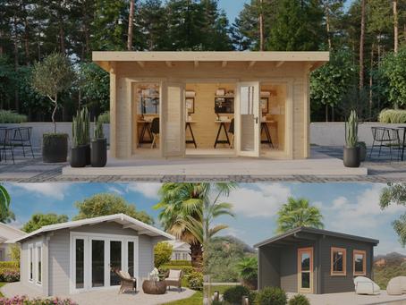 3 DIY Backyard Cabin Kits you can install in a weekend