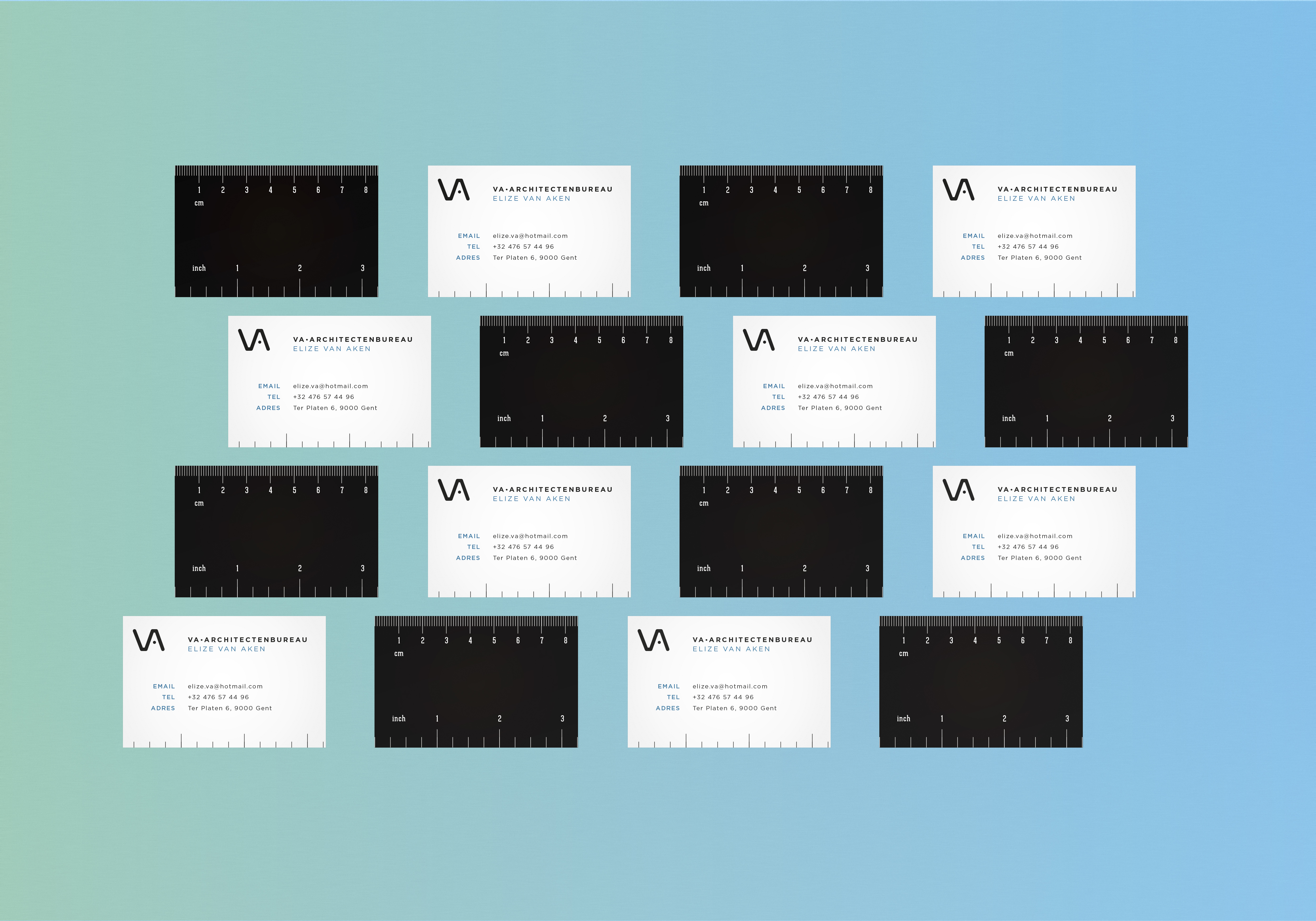 Multiple-Business-Cards