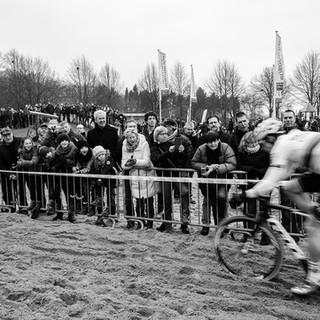 Fotoreportage van de veldcross in Maldegem