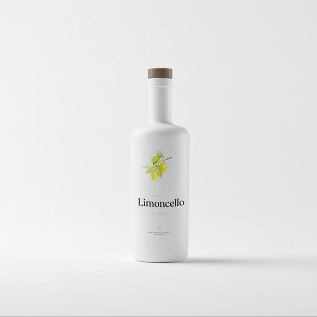 Verpakking voor home-made Limoncello