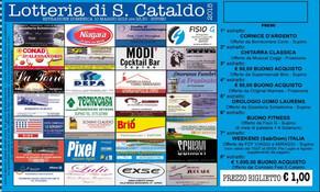 LOTTERIA SAN CATALDO 2015: BIGLIETTI ESTRATTI