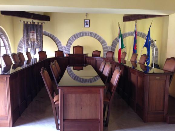 CONVOCAZIONE CONSIGLIO COMUNALE IN SESSIONE STRAORDINARIA.