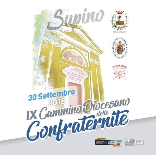 IX Cammino Diocesano delle Confraternite