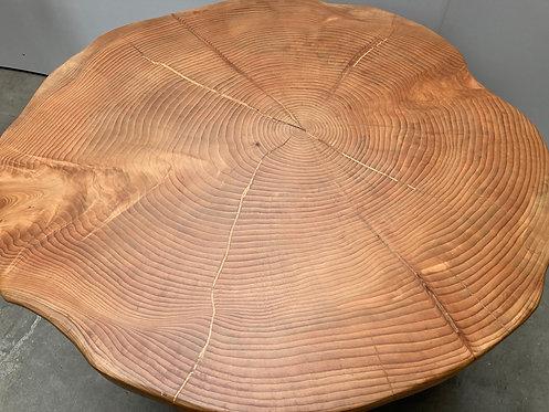 YEARS wood slice