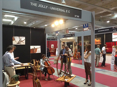 """The Jolly"" stand in Cremona"