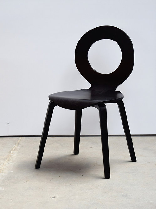 DOLCE MUSIC chair black finish