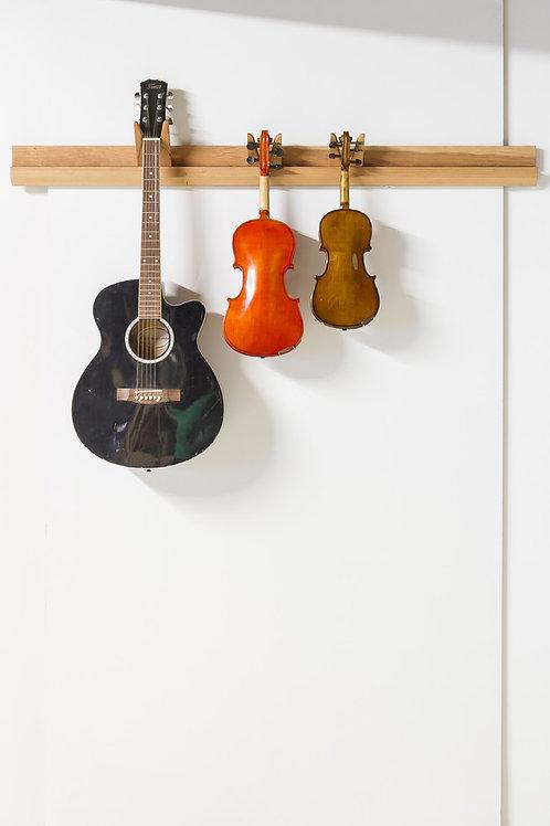Guitar Music Rail