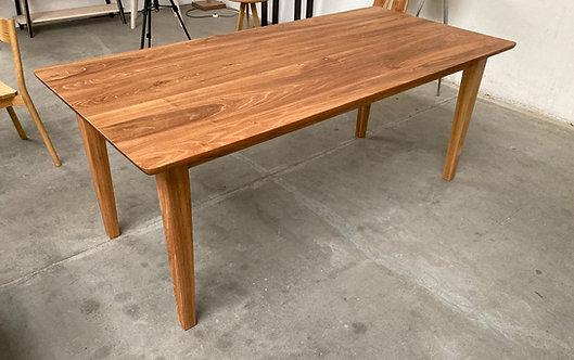 Tavolo in legno di acacia 200 x 93 cm