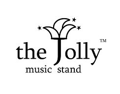 The Jolly music stand logo