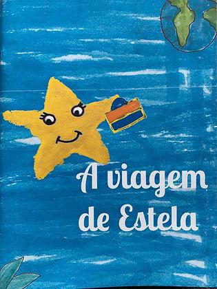 """Livro """"A viagem de Estela"""""""