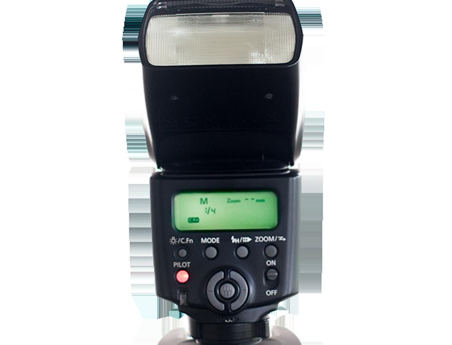 Speedlight Canon 430EX II
