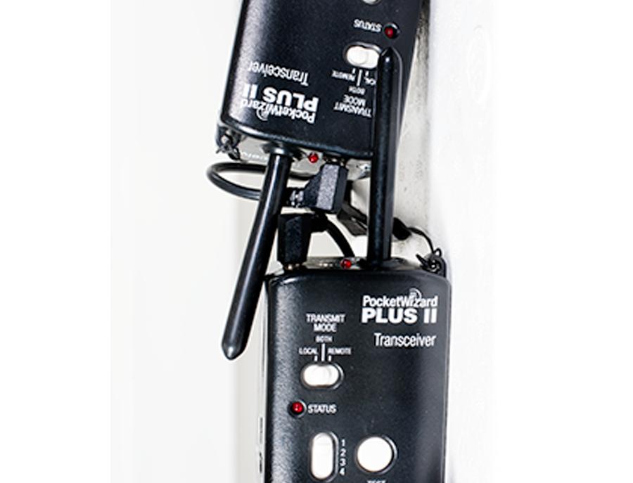 Radios Pocket Wizard Plus II