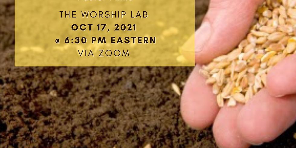 The Worship Lab - Oct 17, 2021