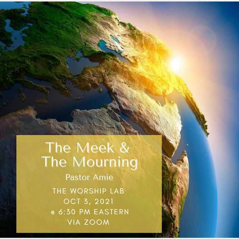 The Worship Lab - Oct 3, 2021