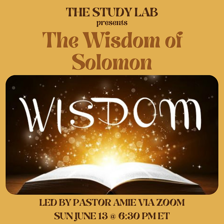 The Study Lab - June 13, 2021