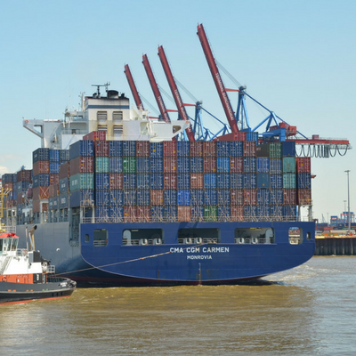Guide to Container Ships Part 1