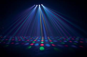 ADJ Hypergem Disco Lights