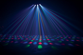 ADJ Hypergem Disco Lights
