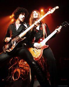 Thin Lizzy - mobile DJ rock play;list.jp
