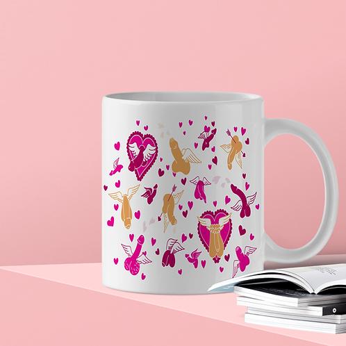 Dick Love Mug